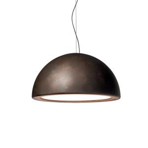 Ma&De - Entourage - Entourage P1 SP M LED - Lampe suspendue en forme de dôme de taille moyenne, lumière LED dimmable