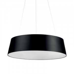 Ma&De - Oxygen - Oxygen P SP M LED - Lampe suspension design colorée en forme d'anneau taille M