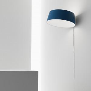 Ma&De - Oxygen - Oxygen W2 AP LED - Applique avec abat-jour coloré