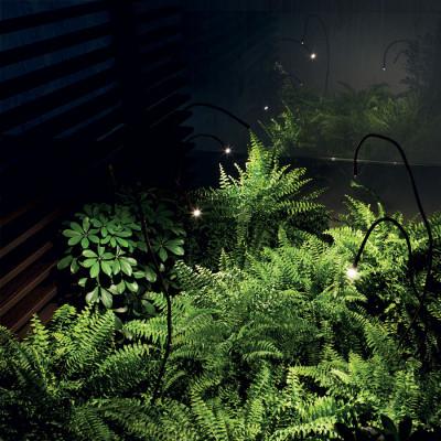 Traddel - Cu-Flex - Cu-Flex - Lampe de jardin 2 sources led