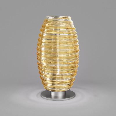 Vistosi - Damasco - Damasco LT L - Lampe de table - Topaze - LS-VI-LTDAMASGTONI