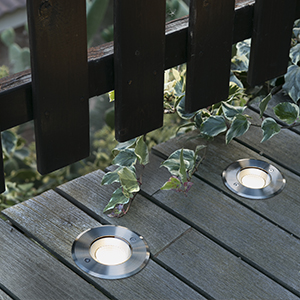 Outdoor led spotlights Faro Outdoor