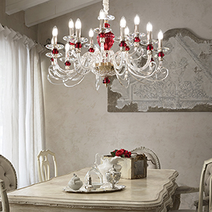 Classic chandeliers Ideal Lux
