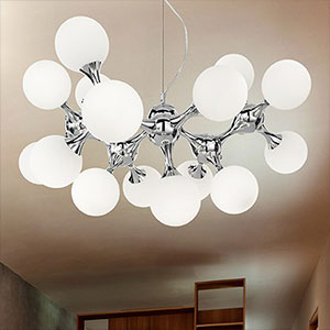 Ideal Lux ceiling lamps