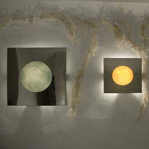 In-es.artdesign wall lamps