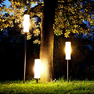 Lumen Center floor lamps
