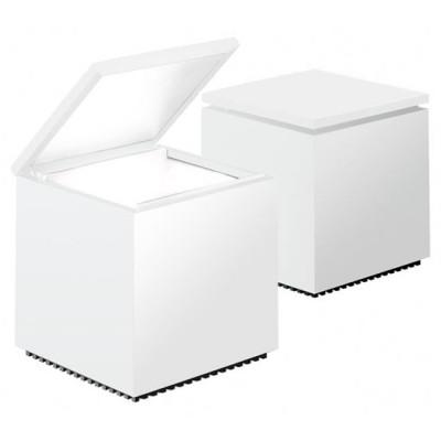 Altri Brand - Cini&Nils - Cuboluce - Cuboluce TL - Lampada da comodino  - Bianco - LS-CN-136