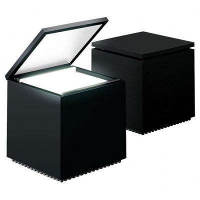Altri Brand - Cini&Nils - Cuboluce - Cuboluce TL - Lampada da comodino  - Nero - LS-CN-138