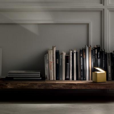 Altri Brand - Cini&Nils - Cuboluce TL - Lampada da comodino