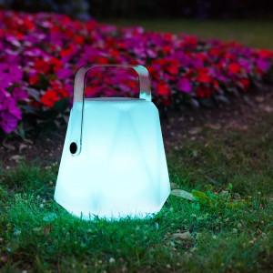 Altri Brand - IOlux - Dia-Sound TL OUT LED RGB - Lampada da tavolo con altoparlante bluetooth