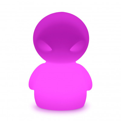 Altri Brand - IOlux - Et-Sound TL OUT LED RGB - Lampada da tavolo con altoparlante bluetooth