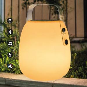 Altri Brand - IOlux - Pic-Sound TL OUT LED RGB - Lampada da tavolo con altoparlante bluetooth
