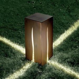 Artemide - Artemide Outdoor - Granito 60 TE - Lampada da terra per esterni