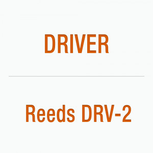 Artemide - Artemide Outdoor - Reeds DRV-2 - Alimentatore 60W 24V DC