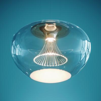 SP Ipno LED Lampadario Vetro moderno W2IY9EDH