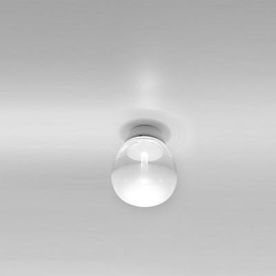Artemide - Empatia - Empatia 16 AP PL LED - Applique o plafoniera moderna - Trasparente - LS-AR-1814010A - Bianco caldo - 3000 K - Diffusa
