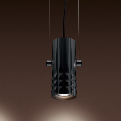 Artemide - Fiamma - Fiamma 30 SP LED - Lampadario di design - Nero - LS-AR-1990020A - Bianco caldo - 3000 K - Diffusa