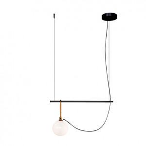 Artemide - NH - NH S1 14 SP - Lampadario di design piccolo, diffusore misura 14