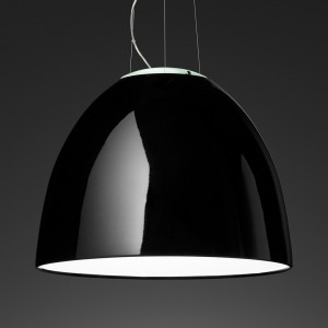 Artemide - Nur - Nur Gloss SP - Lampadario a cupola