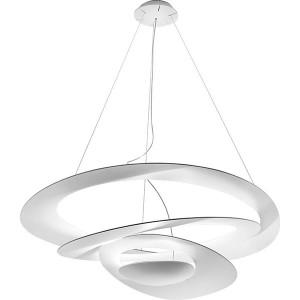 Artemide - Pirce - Pirce SP M Mini - Lampadario moderno in alluminio dimensione M