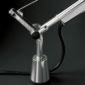 Artemide - Tolomeo - Accessorio A004200 - Supporto per scrivania - Alluminio - LS-AR-A004200
