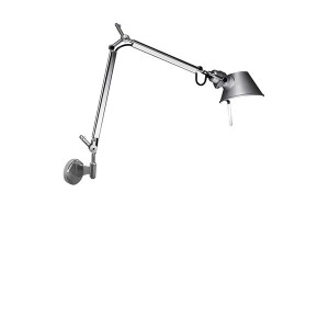 Artemide - Tolomeo - Tolomeo AP Micro LED - Lampada da parete LED - Alluminio -  - Super Caldo - 2700 K - Diffusa