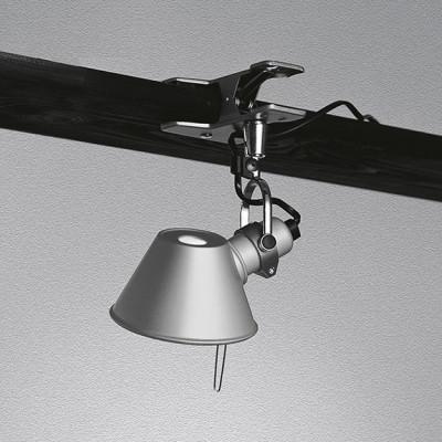 Artemide - Tolomeo - Tolomeo AP Micro Pinza - Lampada da parete - Alluminio - LS-AR-A010800