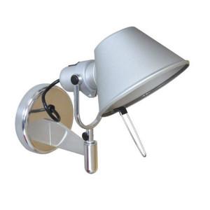Artemide - Tolomeo - Tolomeo Micro FA LED - Faretto da parete LED - Alluminio -  - Super Caldo - 2700 K - Diffusa