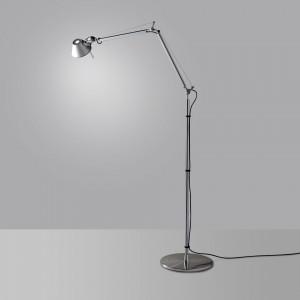 Artemide - Tolomeo - Tolomeo PT - Lampada da  terra - Alluminio - LS-AR-A001000-ST1