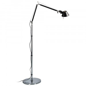 Artemide - Tolomeo - Tolomeo PT LED - Lampada da terra a LED - Alluminio -  - Super Caldo - 2700 K - Diffusa