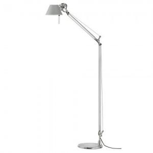 Artemide - Tolomeo - Tolomeo PT Reading LED - Lampada da  terra a LED - Alluminio -  - Super Caldo - 2700 K - Diffusa