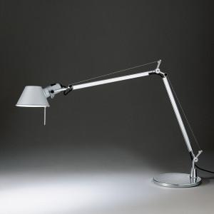Artemide - Tolomeo - Tolomeo TL - Lampada da tavolo con bracci mobili - Alluminio - LS-AR-A001000-B1