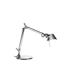 Artemide - Tolomeo - Tolomeo TL LED - Lampada da tavolo LED - Alluminio -  - Super Caldo - 2700 K - Diffusa