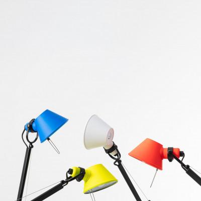 Artemide - Tolomeo - Tolomeo TL Micro Bi-Color - Lampada da Tavolo Bi-color