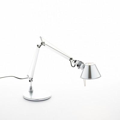Artemide - Tolomeo - Tolomeo TL Micro - Lampada da tavolo - Alluminio brillante - LS-AR-A001300