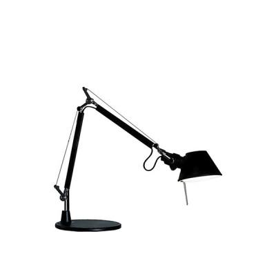 Artemide - Tolomeo - Tolomeo TL Micro - Lampada da tavolo - Nero - LS-AR-A011830