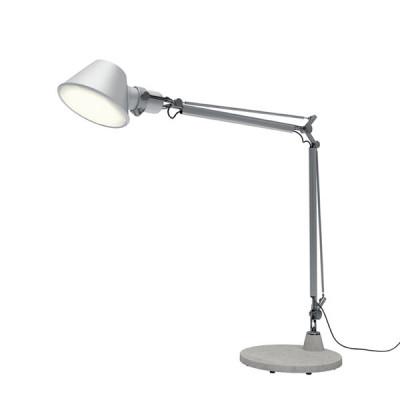 Artemide - Tolomeo - Tolomeo TL Micro Led - Lampada da tavolo  - Alluminio -  - Super Caldo - 2700 K - Diffusa