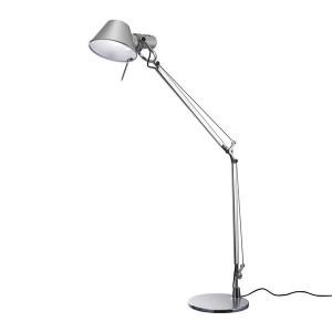 Artemide - Tolomeo - Tolomeo TL  Midi Led - Lampada da tavolo LED  - Alluminio -  - Super Caldo - 2700 K - Diffusa