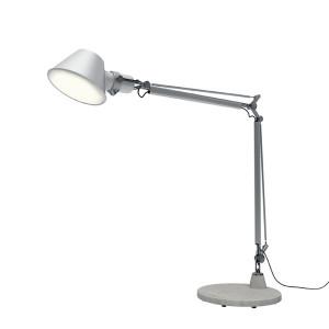 Artemide - Tolomeo - Tolomeo TL Mini - Lampada da tavolo in alluminio - Alluminio - LS-AR-A005910-B1