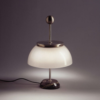 Artemide Alfa Tl Lampada Da Tavolo Vintage Light Shopping