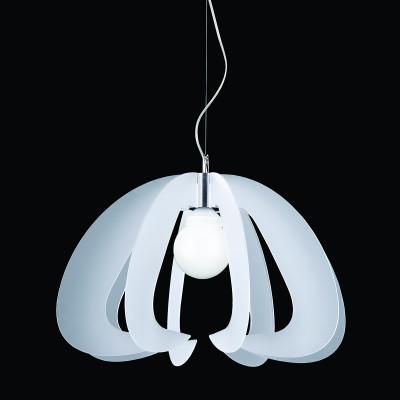 Artempo - Metropolis - Metropolis SP - Lampada a sospensione design - Acrilux bianco satinato - LS-AT-116-B