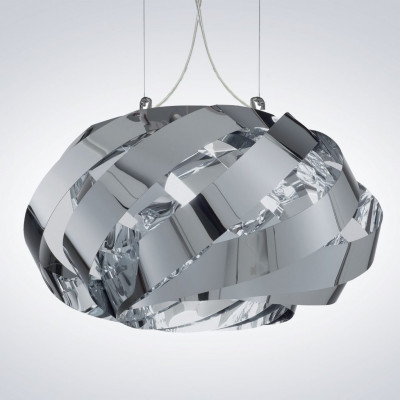 Artempo - Nest - Nest SP - Lampada a sospensione  - Metalux Cromato - LS-AT-111-C