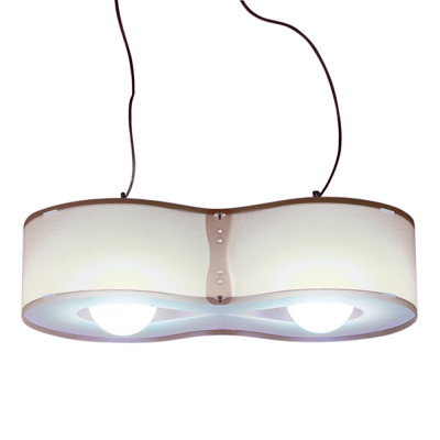 Artempo - Sospensioni in Polilux - Blob SP - Lampada a sospensione moderna - Trasparente - LS-AT-103-TO