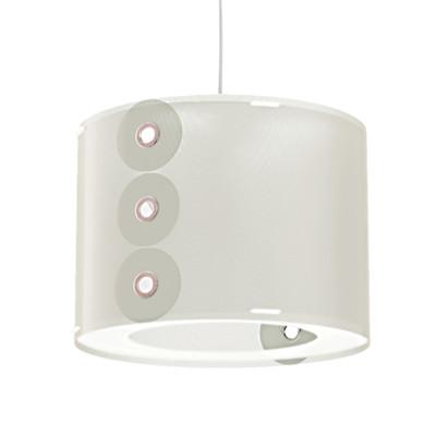 Artempo - Sospensioni in Polilux - Rotho SP - Lampada sospensione colorata - Bianco - LS-AT-070-B