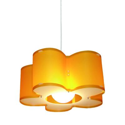 Artempo - Sospensioni in Polilux - Silu SP - Lampada a sospensione design - Polilux Arancio - LS-AT-050-A