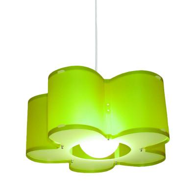Artempo - Sospensioni in Polilux - Silu SP - Lampada a sospensione design - Verde - LS-AT-050-V