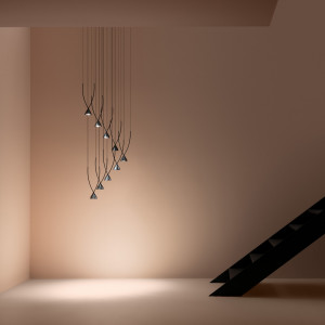 Axo Light - Thin - Jewel 10 SP LED - Lampadario moderno