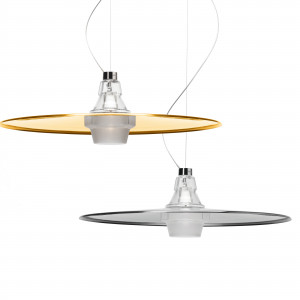 Diesel with Foscarini - Crash & Bell - Crash sospensione pendant light