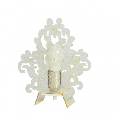Emporium - Amarilli - Amarilli table - Lampada da tavolo - Texture Gold - LS-EM-CL486-58
