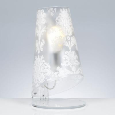 Emporium - Babette - Babette mini - Lampada da comodino - Bianco - LS-EM-CL430-10